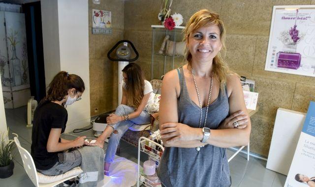 Cristina Cabrera és una de les emprenedores que ha rebut el suport de Trinijove i l'Obra Social la Caixa
