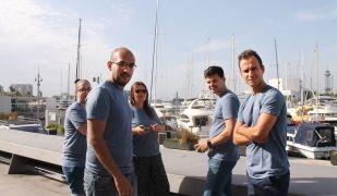 Equip d'SmartBoat | Monmar Comunicació