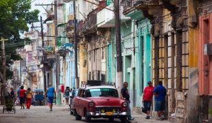 La ciutat de L'Havana, a Cuba