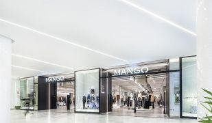 Una de les noves flagship stores de Mango