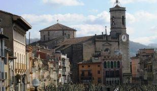 Olot és la capital de la Garrotxa