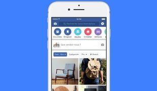 Marketplace és la plataforma de venda d'objectes de Facebook