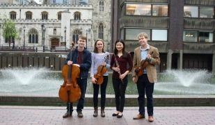 El grup Cobbet Ensemble, una de les propostes del festival Fringe