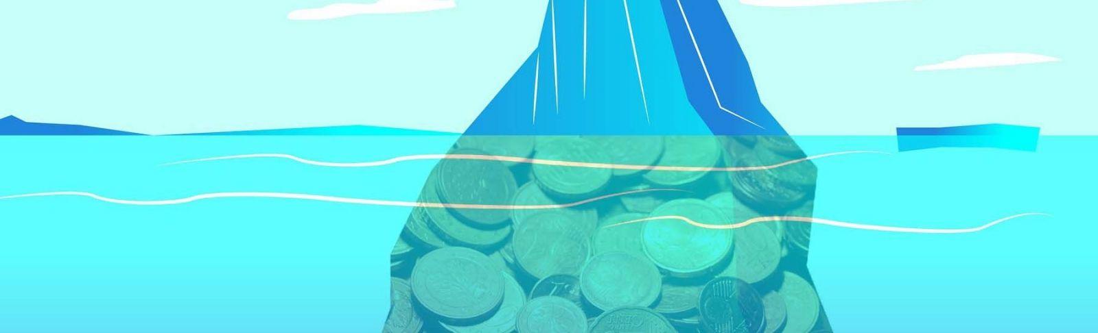 L'economia submergida és un problema per les arques públiques