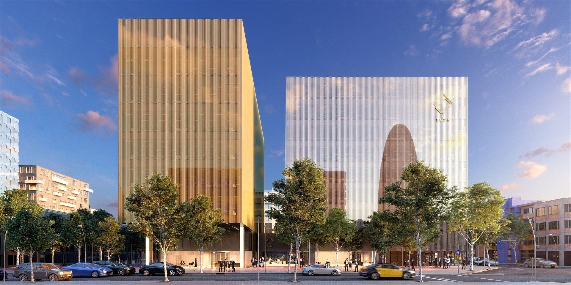 La contractaci d 39 oficines a barcelona es duplica en cinc anys for Caixa d enginyers oficines barcelona