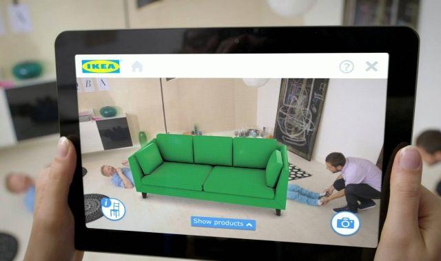 Ikea Place estarà disponible a partir de l'octubre amb la nova actualització de l'iOS