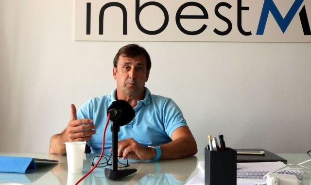Imatge del conseller delegat de la fintech InbestMe, Jordi Mercader | ACN