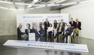 Presentació de la campanya 'Imprescindibles' de La Caixa | Cedida