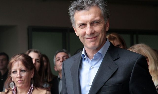 Mauricio Macri, president de l'Argentina