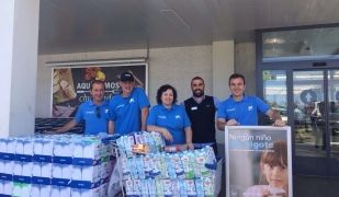 Els donatius de llet s'han recollit en 5.070 centres de tot el territori espanyol