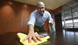 Marc Cerón ha gestionat la crisi de l'empresa | Santi Iglesias