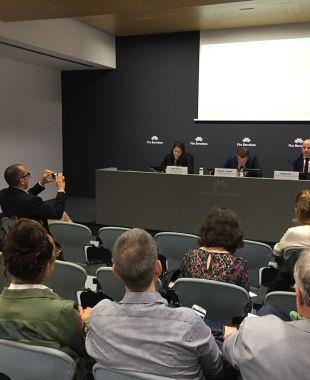 La fira de Barcelona es prepara per la primera setmana de la indústria