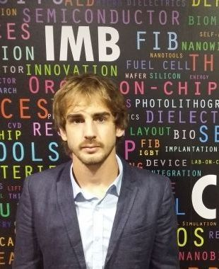 Gonzalo Murillo, one of EnergIoT's founders