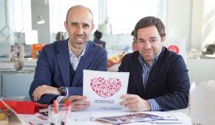 Jordi Pascual i Jordi Vidal, fundadors i socis de Udon | Cedida