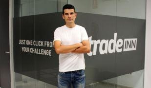 David Martin és el fundador de TradeINN. | Cedida