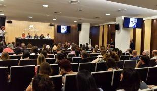 L'Auditori Palau Macaya, seu de l'Escola Europea d'Humanitats | Cedida