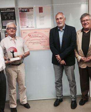 Els premis Antoni Carné premien l'Associacionisme Cultural. | Cedida