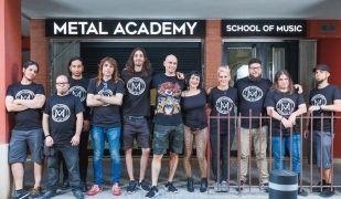L'equip de Metal Academy | Cedida