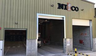 El nou magatzem de Nifco a Rubí