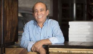 Juan Manuel Chacón, fundador de restaurants italians que triomfen a l'Estat. | Adrià Ropero