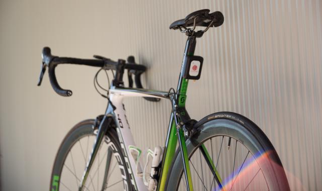 Bicicleta intel·ligent per al parc d'Atlantis IT i Eurecat | Cedida