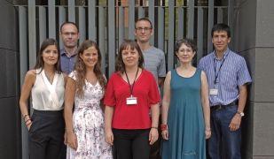 Els membres de l'equip d'ASE Optics