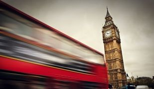 Londres és el primer hub més potent d'Europa / Acistock