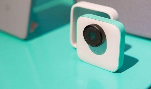 Google clips és el producte més 'freak' dels presentats per la companyia