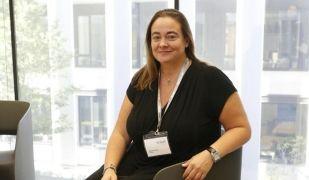 Patricia Such, responsable de Salut i Seguretat al Treball de Seat. Àngel Carbonell