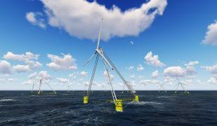 Els sistemes d'energia eòlica flotant de X1 Wind