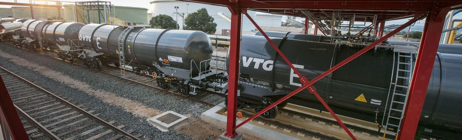 El nou centre logístic de Covestro a Tarragona
