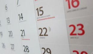 El calendari laboral del 2018 inclou un dia més de festa