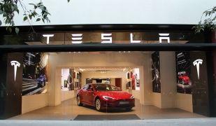 La botiga de Tesla