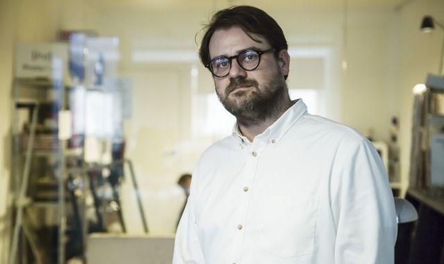 Roland Umlauft és director financer d'Hemav   Àngel Bravo