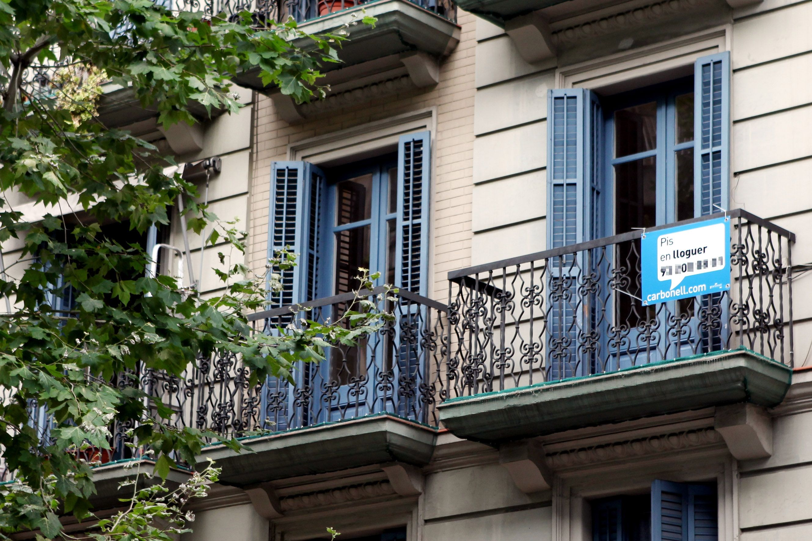 Barcelona es busca pis per euros - Lloguer pis barcelona particular ...