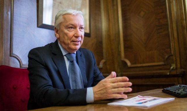 El president de la patronal Cecot, Antoni Abad