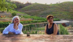 La Gemma Peyri i la Teresa Giral, impulsores de la marca de cosmètics naturals 'Nina Priorat' | ACN