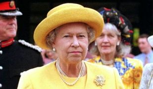 La reina d'Anglaterra posseeix un McDonald's