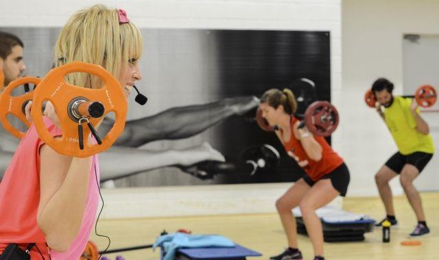 El concepte de 'duet' ve del fet de fer esport acompanyat   Cedida