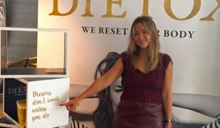 Virginie Rogé, fundadora i CEO de Dietox