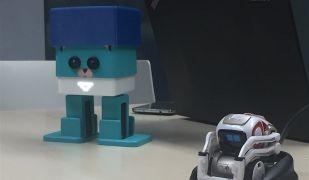 Botter és el robot motivador de la UOC | Cedida