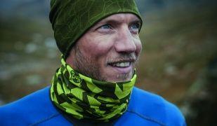El mocador tubular de Buff és una peça bàsica pels esportistes
