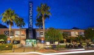 El centre comercial Barnasud