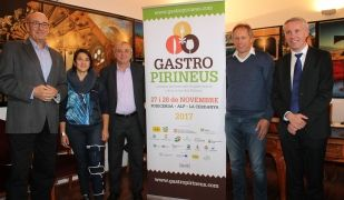 Presentació de Gastropirineus 2017 | Cedida