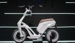 Barcelona té el nombre més gran de 'scooters' per persona.  / Cedida