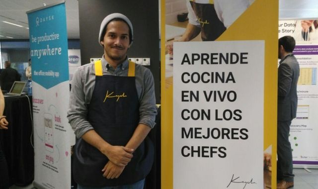 Ismael Ordaz, cofundador i CEO de Keychn
