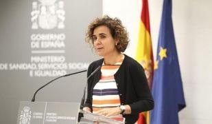 La ministra de sanitat, Dolors Montserrat