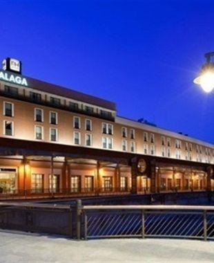 L'hotel NH de Màlaga