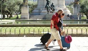 El nombre de turistes sequeix en xifres rècord