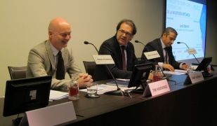 Acte de presentació del baròmetre | Europa Press